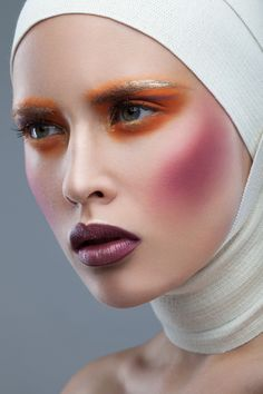 Portrait Retouch #5 by Dmitriy Nedoboy, via Behance