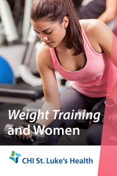 Weight Training for Women –  Misconceptions about weight training — often based on unproven fears of becoming too muscular — can keep women from pushing their fitness levels.