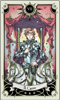 Tarot card 12- The hanged man by rann-poisoncage on DeviantArt