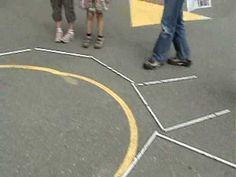 ▶ How to make a geodesic dome from newspaper - Playground Science - YouTube