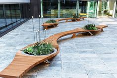 BOTANIC TWIST - designer Planters from TF URBAN ✓ all information ✓ high-resolution images ✓ CADs ✓ catalogues ✓ contact information ✓ find..