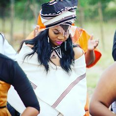 Xhosa Traditional wedding