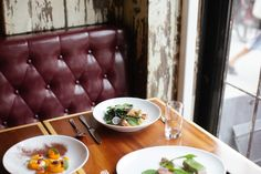 At Battersby, the food is so incredible that it outweighs the complete lack of vibe. Make it a point to get here.