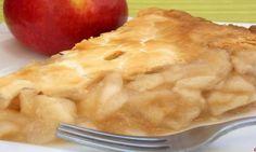 La meilleure tarte aux pommes et sucre à la crème que j'ai mangé dans ma vie! Dessert Aux Fruits, French Food, Apple Recipes, Cheesecakes, Biscuits, Fun Desserts, Apple Pie, Mashed Potatoes, Macaroni And Cheese