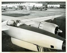 Hughes  XF-11 With Howard Hughes at the controls