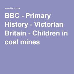 BBC - Primary History - Victorian Britain - Children in coal mines