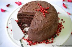 Prajitura Chocolate Cake