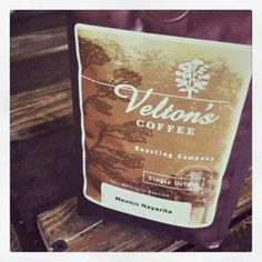 Velton's Coffee // Mexico Nayarit - A Table in the Corner of the Cafe