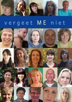 """""""ME-Gids.net @ME_gids   Vandaag is Wereld #ME-dag! Meer weten? Lees de #VergeetMEniet glossy http://bit.ly/1dp9jA4  #12mei #MEcvs #awareness"""""""