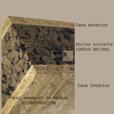 Sistema de aislamiento continuo machihembrado del panel s ndwich thermochip thermochip - Thermochip deco precio ...