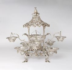 Thomas Pitts, Epergne.  Can someone please mass produce these?