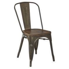 Picture of Dublin Metal Dining Chair, $80, AtHome Store okc
