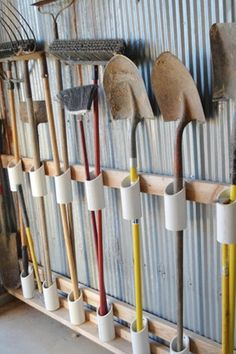 How to Organize Every Last Inch of Your Garage via @PureWow