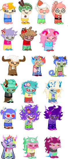 homestuck tricksters - Google Search