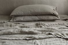 Linen  blanket, linen summer duvet, linen throw, hand made by mooshop on Etsy, $79.00