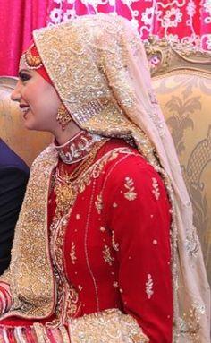 #hijab #bride