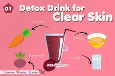5 Best Detox Drinks for Clear Skin 2020 – Okey Bye Healthy Skin, Healthy Life, Detox Water For Clear Skin, Clear Skin Overnight, Detox To Lose Weight, Avocado Face Mask, Best Detox, Moisturizer For Dry Skin, Acne Skin
