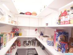 Bildresultat för skafferi kök
