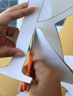 Know someone who enjoys crafting? Get them a gift they'll use for everything! Fiskars Original Orange-Handled Scissors are a highly trusted tool that can be used for all types of projects. Scissors, Great Gifts, Crafting, Tools, Orange, The Originals, Projects, Log Projects, Instruments