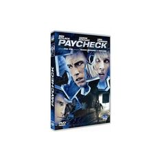 DVD - Paycheck #dvd #bluray #JohnWoo #BenAffleck
