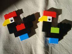 Galos de Barcelos :: Lego