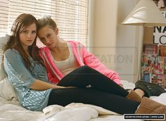BTS photos of The Bling Ring - Emma Watson