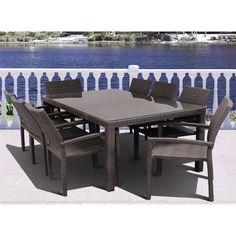 Like This Costco 6 Chairs Lako 7 Piece Dining Set