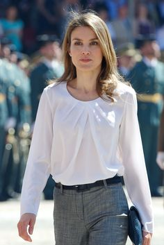 MYROYALS  FASHİON: Princess Letizia
