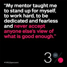 We polled the women (52%!) at our agency. They provided insight about why female mentors matter.