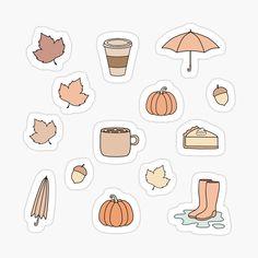 Stickers Kawaii, Preppy Stickers, Cute Laptop Stickers, Anime Stickers, Cool Stickers, Printable Stickers, Journal Stickers, Planner Stickers, Flores Wallpaper