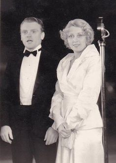 James Cagney & Joan Blondell - two of the best from the 1930's.