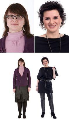 Ce styliste talentueux relooke gratuitement les femmes peu sûres d'elles pour leur prouver qu'elles sont sublimes | #9