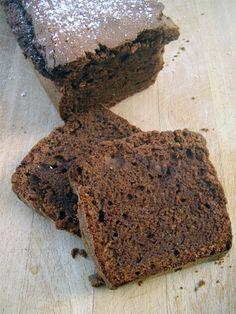 cake au chocolat - Chocolate cake