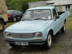 1987 Peugeot 504 Pick-up