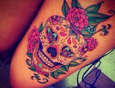 Love! Sugar skull~