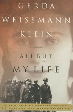 One of the best Holocaust books I've read.  Here is a link to a great study guide for this book:  http://www.palmbeachschools.org/multicultural/documents/AllButMyLife.pdf
