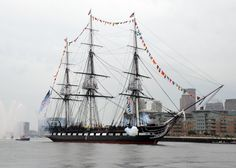 USS Constitution is now the only ship in the U.S. Navy to sink an enemy vessel in action. The USS Simpson, the only other ship to share that title, was decommissioned after 30 years of service. Fair winds and following seas.