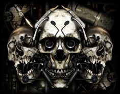 Revenge Of The Terrordroids by conzpiracy on deviantART