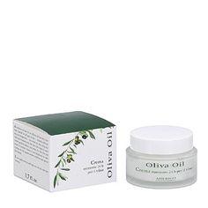 crema viso olio di oliva senza parabeni