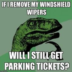 Philosoraptor: forever asking the questions everyone else is afraid to ask