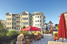 Entspannen und wohlfühlen auf Usedom Das Ahlbeck Hotel & Spa