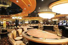 poker table luxury