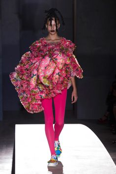 Angelia Pickles (Rug Rats) Barbie resurfaces in fashion show.