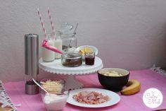 Pancake Toppings - French Pancakes - Crêpes - Over 50 Pancake Filling ideas