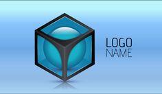 Adobe Illustrator CC | 3D Logo Design Tutorial (Blues)  #IllustratorTutorials #GraphicDesign #3DLogo #LogoDesign #AdobeIllustrator Happy Watching. . .|'◡'|