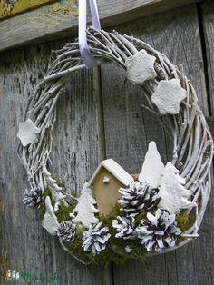 Door Wreaths, Advent, Diy And Crafts, Christmas Wreaths, Decoration, Winter, House Decorations, Christmas, Decor