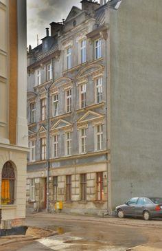 Ul. Osiek w Gdańsku / Osiek Street in #Gdansk