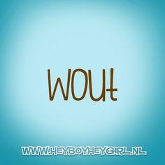 Wout (Voor meer inspiratie, en unieke geboortekaartjes kijk op www.heyboyheygirl.nl)