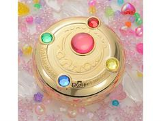 Celebrate 20 Years Of Sailor Moon With This Light Memory Transformation Brooch Mirror Case