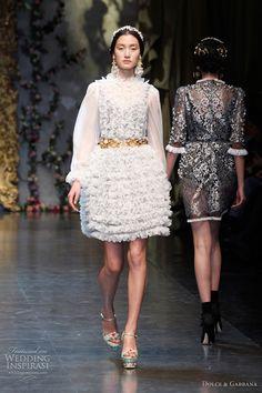 Dolce & Gabbana Fall Winter 2012/2013